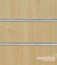 Irish Maple Slatwall Panel