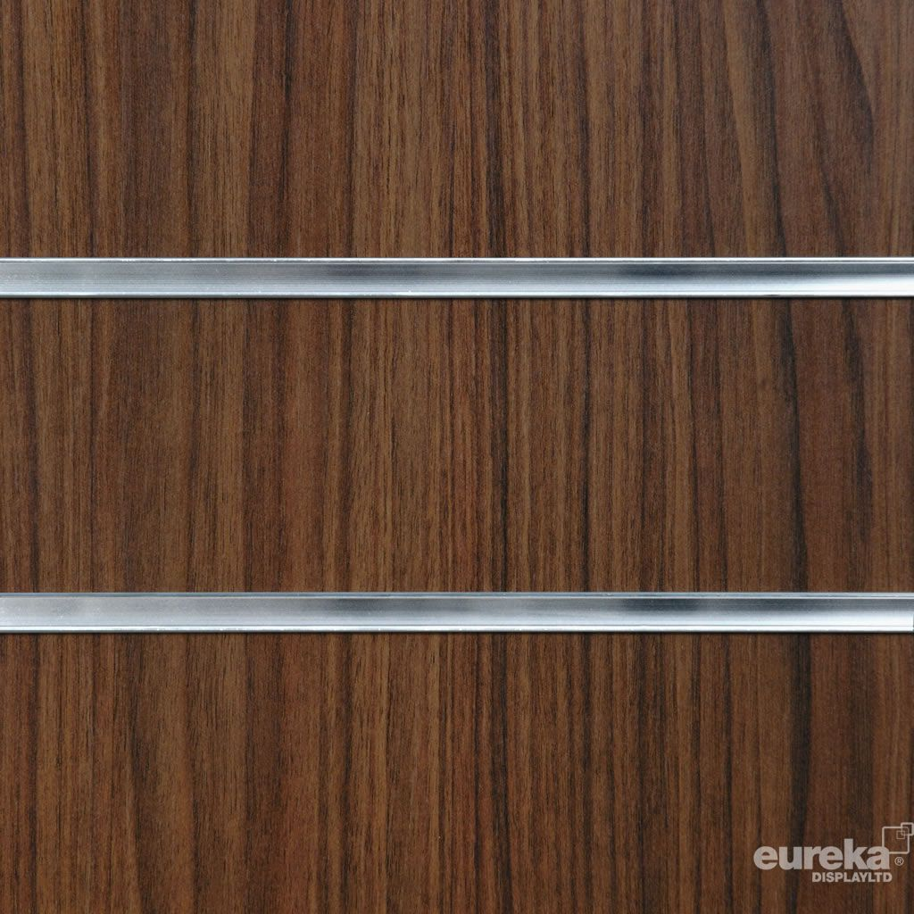 Walnut Slatwall Panel