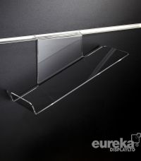 Sloping Shoe Shelf LH