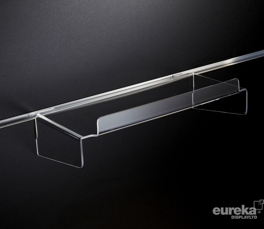 Shelf with Supports and Lip 150d