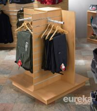 4 Way MDF gondola display unit