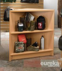 Open Corner Display Unit